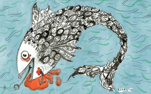 eaten fish eleri